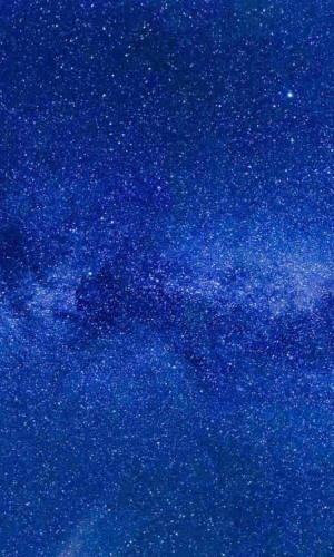 Sterne blauer Himmer