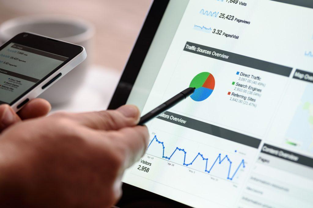 Regeln im Marketing - Blick auf Statistiken